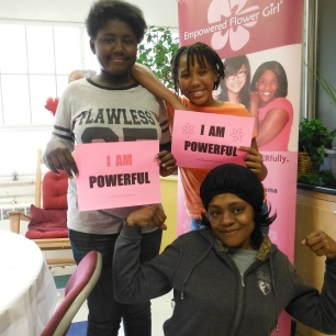 Chica Chat: Mother/Daughter Workshop at Tucker Middle School