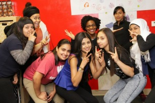 Be Empowered Focus Group at Alternatives for Girls