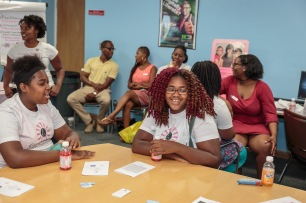Bravo Foundation Girls Empowerment Retreat
