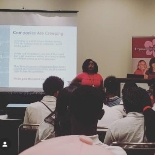 Brand U Workshop with Connect Detroit